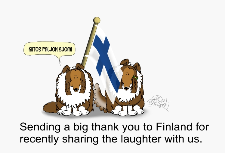 Thank you Finland!
