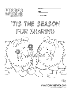 2 Click In The Image Description Open PDF File Here To Download Christmas Colouring Page