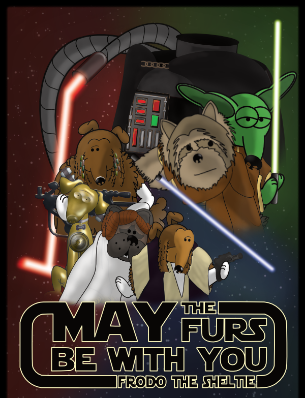 May the Furs Be With You short version