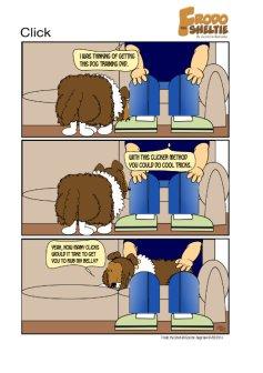 Frodo the Sheltie : Click